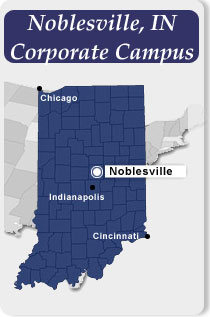 Noblesville Indiana Corporate Campus